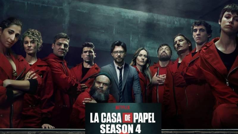 La Casa De Papel  Season 4