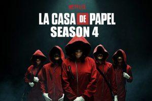 money heist season 4 review