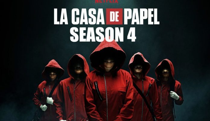 money heist season 4 review