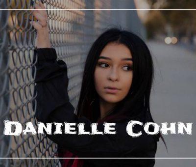 danielle cohn youtube tiktok megastar